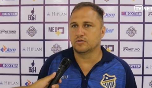 Técnico do Água Santa comenta sobre preparação para o Paulistão sub-20
