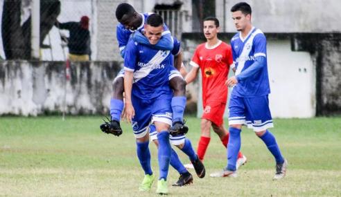 Taubaté assina contrato profissional com dois atacantes do sub-20