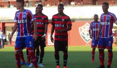 Federação Bahiana de Futebol cancela Estadual Sub-20 no formato atual