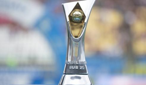 CBF divulga tabela básica do Brasileirão sub-20