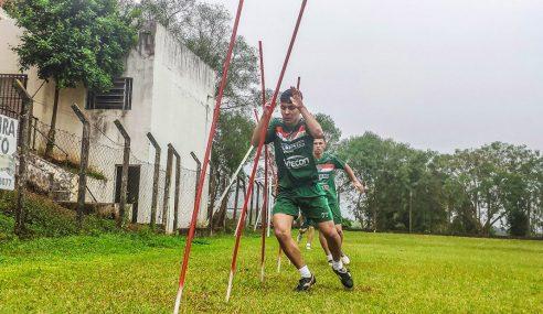 Sub-20 do Concórdia volta aos treinos a espera do Catarinense