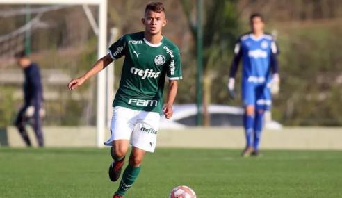 Zagueiro volta ao Fortaleza após empréstimo ao Palmeiras
