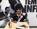 Vasco assina contrato profissional com lateral do sub-17