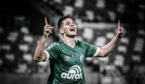 Chapecoense anuncia retorno de Pedro Perotti