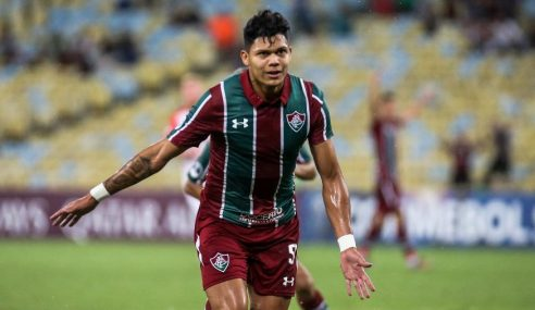 Fluminense recebe proposta do City Football Group por Evanilson