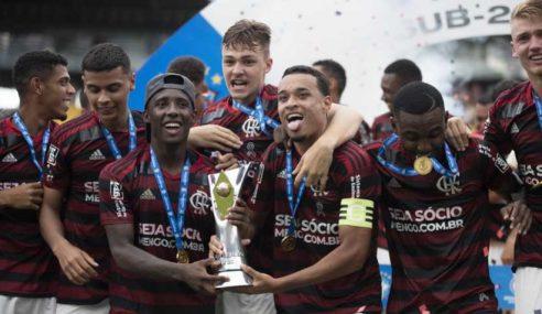 Flamengo retoma treinos do sub-20 nesta segunda (03)