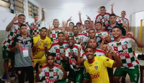 Fluminense-PI utilizará 14 jovens da base no estadual