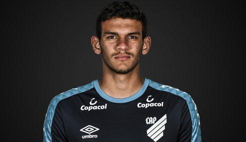 Athletico-PR empresta goleiro ao Guarani