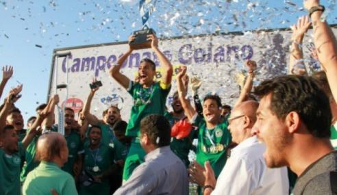 Diretor da base explica motivos para a ausência do Goiás nos torneios da FGF
