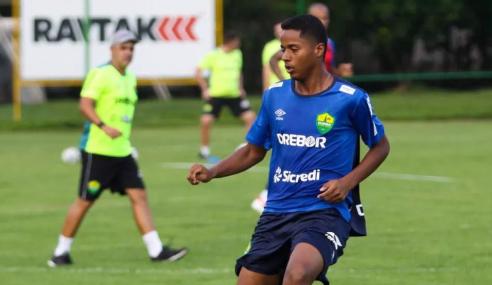 Fluminense acerta empréstimo de zagueiro do Cuiabá para o sub-17