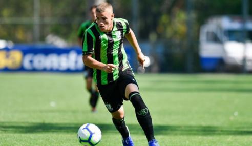 Artilheiro do sub-20 do América-MG é o novo reforço do Sport Recife