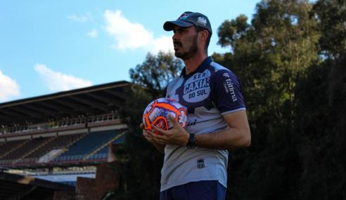 Grêmio anuncia novo treinador de goleiros para o sub-20