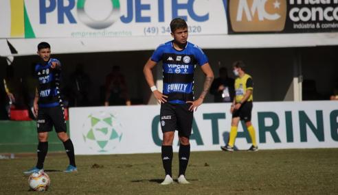 Corinthians contrata lateral do Tubarão para o sub-20