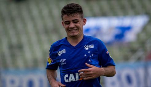 São Bento fecha com atacante emprestado pelo Cruzeiro
