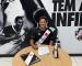Vasco assina mais três contratos profissionais com jovens da base