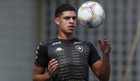 Botafogo encaminha venda de Luis Henrique a clube francês