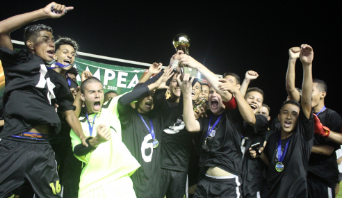 Amapaense Sub-17 começa na próxima semana
