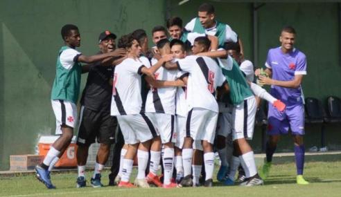 ESPECIAL BRASILEIRÃO SUB-17: Com novo técnico, Vasco tenta repetir ano vitorioso da base
