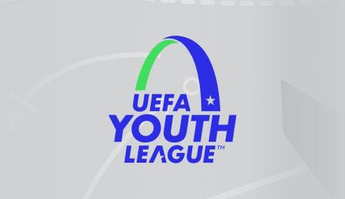 Quartas de final da Uefa Youth League começam nesta terça-feira