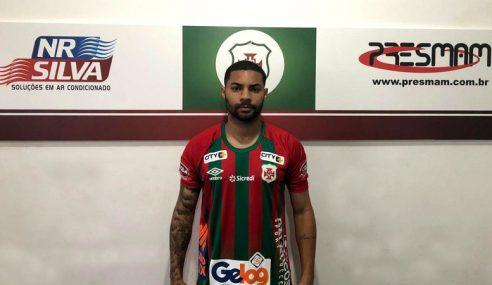 Portuguesa Santista anuncia a chegada de três jovens atletas