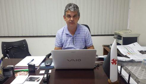 Carlos Brazil fala sobre parceria entre Vasco e Internacional nas categorias de base