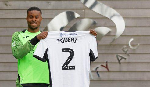 Chelsea empresta Marc Guéhi novamente ao Swansea City
