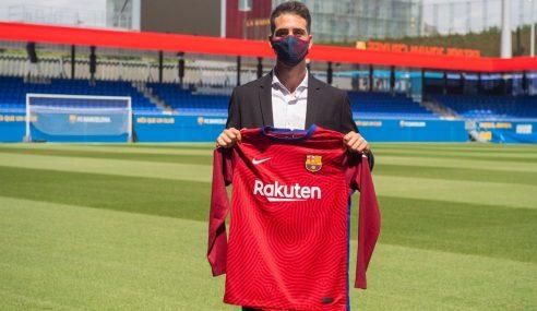 Barcelona-ESP contrata goleiro de 19 anos