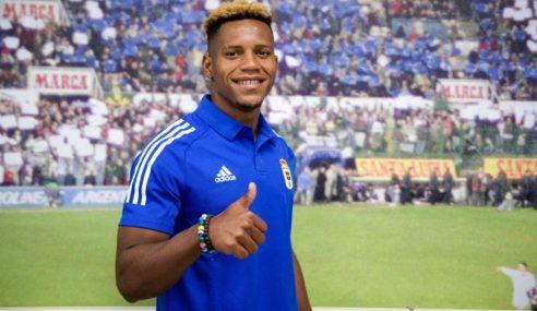 Atlético de Madrid-ESP empresta jovem camaronês ao Real Oviedo-ESP