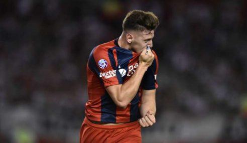 San Lorenzo-ARG vende atacante para o CSKA-RUS