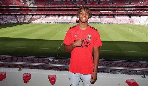 Benfica-POR contrata promessa do futebol italiano