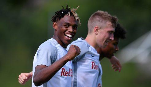 Em jogo eletrizante, RB Salzburg-AUT consegue um lugar nas semis da Uefa Youth League