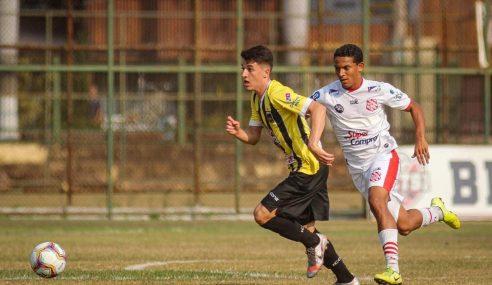 Volta Redonda e Bangu ficam no empate e seguem sem vencer no Carioca Sub-20