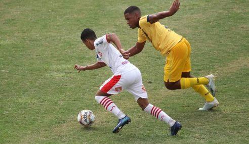 Com gol nos acréscimos, Madureira escapa de derrota contra o Bangu pelo Carioca sub-20