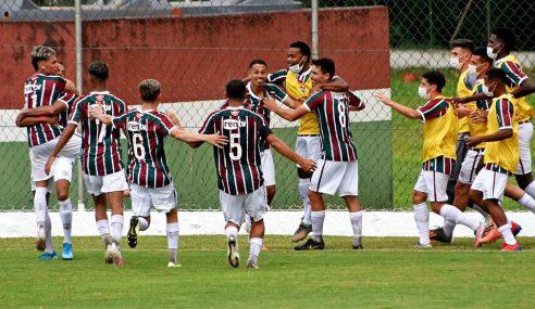 Fluminense vence clássico contra o Botafogo no retorno do Carioca Sub-20