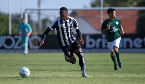 Goiás bate Ceará fora de casa pelo Brasileirão sub-20