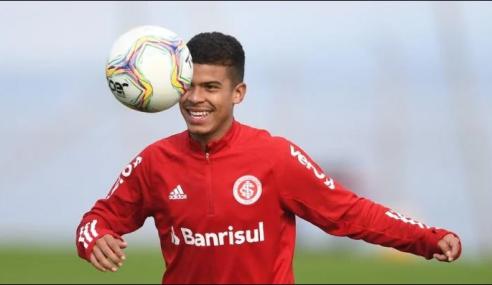 Internacional dificulta saída de destaque da Copa São Paulo, encostado pelo clube