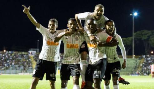 Corinthians chega reforçado e vai em busca do título no Brasileirão sub-20