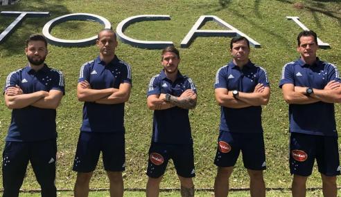 Cruzeiro faz mudanças nas comissões técnicas das categorias de base