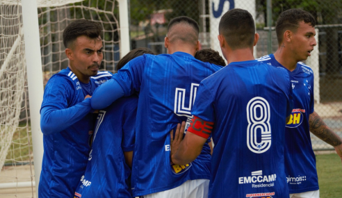 Cruzeiro vence o Vaco na abertura do Brasileirão sub-20