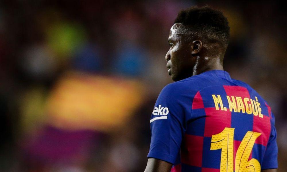 PAOK-GRE fecha com Moussa Wagué, do Barcelona-ESP