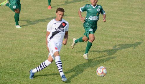 Vasco da Gama goleia a Cabofriense por 8 a 1 no Carioca Sub-20