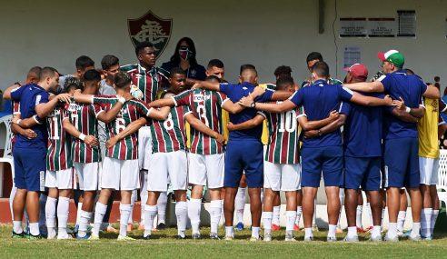 Novos protagonistas tentam manter Fluminense entre os melhores do Brasileirão sub-20