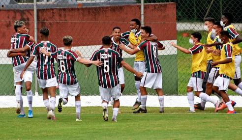 Fluminense é o maior pontuador histórico do Brasileiro Sub-20