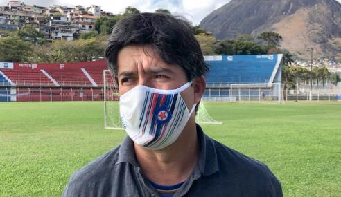 Visando a Copa São Paulo, Friburguense se prepara para a volta do Carioca sub-20