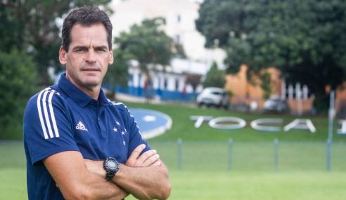 Cruzeiro demite técnico do time sub-20 após segunda pior campanha do Brasileirão
