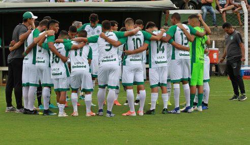 Focado no Brasileirão sub-20, Goiás vai em busca da classificação ao mata-mata