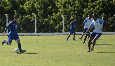 Goiás sub-20 vence jogo-treino contra a Aparecidense