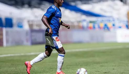 Botafogo acerta a contratação do atacante colombiano Angulo