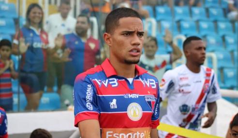 Madson é devolvido ao Corinthians, que deve repassar o atacante ao Oeste