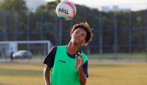 Vasco vende destaque da Copa São Paulo a cube português